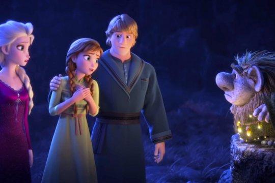 """Deretan lagu """"Frozen II"""" yang bakal menyihir anak-anak"""