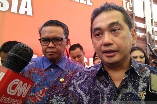 Menteri Perdagangan lepas 7.930 ton komoditi ekspor ke Asia