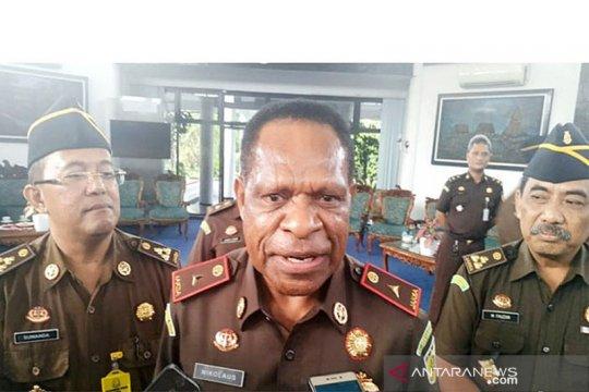 Kejati Papua berupaya tuntaskan kasus korupsi