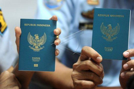 Penerbitan paspor elektronik Imigrasi Ngurah Rai