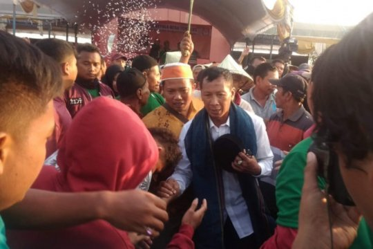 Empat prajurit TNI AD calon kepala desa menang di Pilkades Kudus
