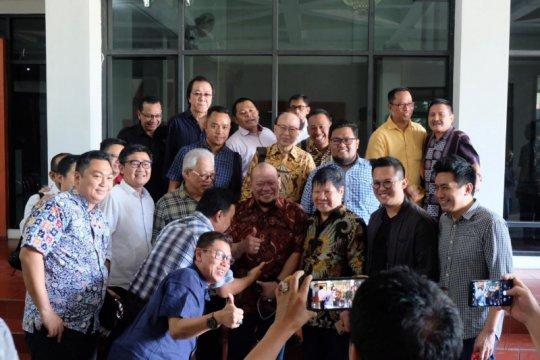 La Nyalla janji perkuat kolaborasi DPD dan pengusaha daerah