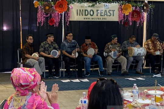 Kuliner halal Indonesia diminati warga Amerika