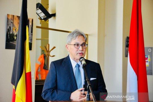 Dubes Yuri Thamrin aplikasikan pesan presiden di Brussels