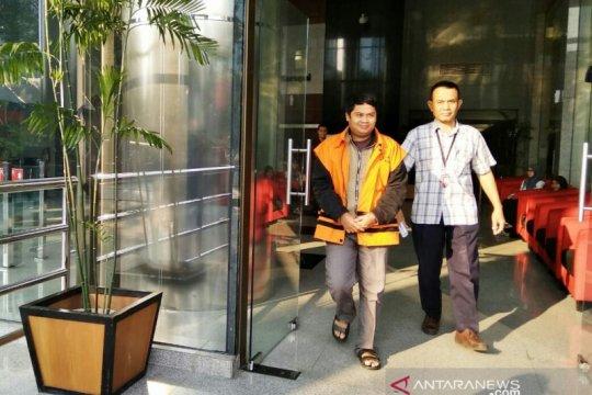 Tersangka kasus suap proyek di Labuhanbatu segera disidangkan