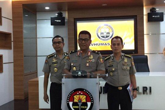 Terduga teroris 74 orang ditangkap pascabom bunuh diri Medan