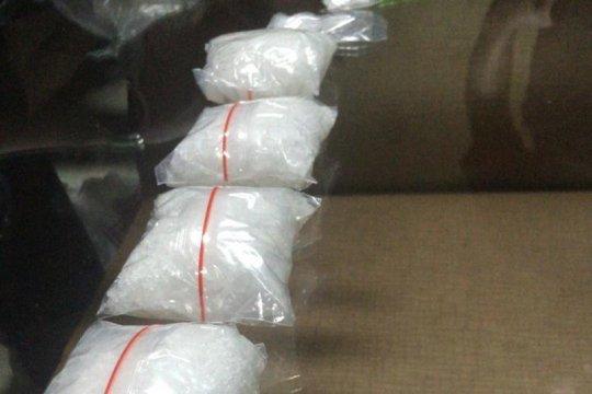 Polisi limpahkan kasus 25 kilogram sabu-sabu ke Kejari Lhokseumawe