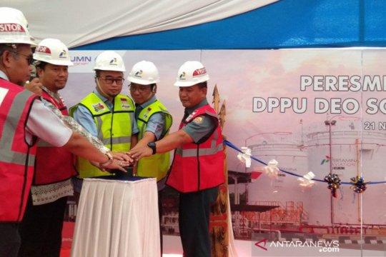 Pertamina resmikan DPPU DEO Sorong