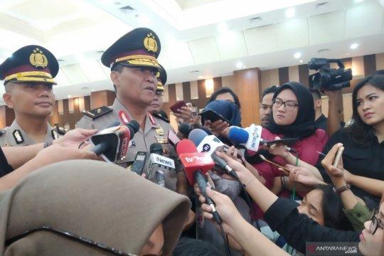 Polri belum terima surat pemberitahuan acara Reuni Akbar 212