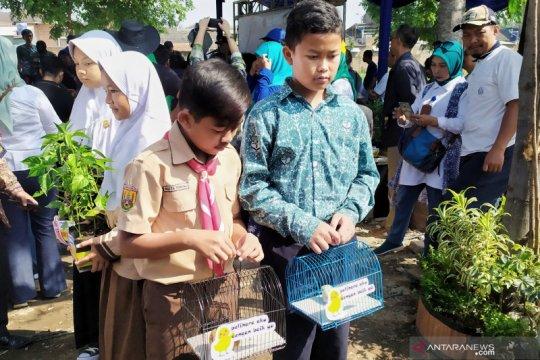 Pemeliharaan anak ayam jadi penilaian siswa di Kota Bandun