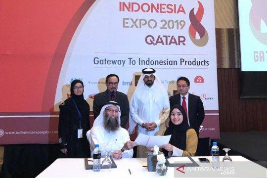 Indonesia Expo pertama di Qatar berhasil raih transaksi 20 juta dolar