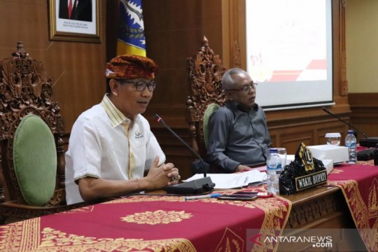 Komisi II DPR RI meninjau kesiapan Pilkada Badung