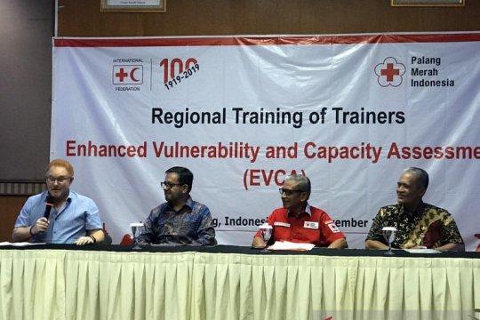 Pelatihan EVCA tingkat Asia Pasifik diamanahkan kepada PMI