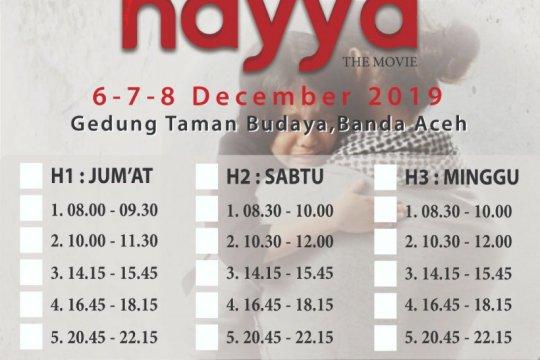 "ACT Aceh sediakan voucer umroh bagi penonton film ""Hayya"""