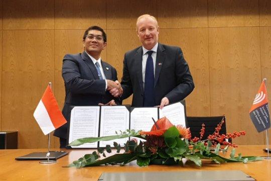 Indonesia jalin kerja sama strategis dengan Kantor Paten Eropa