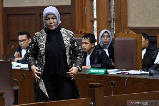 Empat anggota DPRD Lampung Tengah divonis 4 tahun penjara