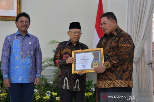 Taspen raih penghargaan badan publik informatif