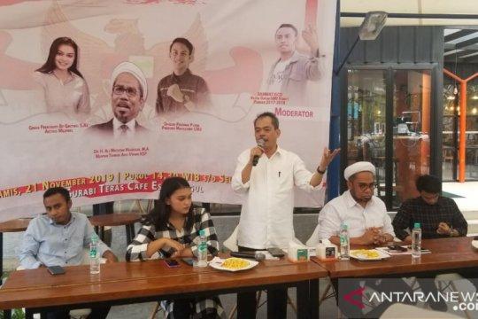 Burzah berharap Jokowi bangun perpustakaan di seluruh desa