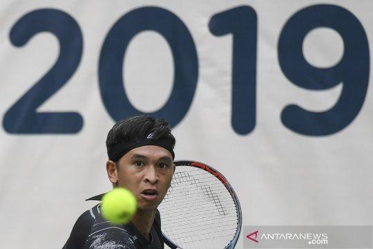 Christopher Rungkat melaju ke final BNI Tenis Open