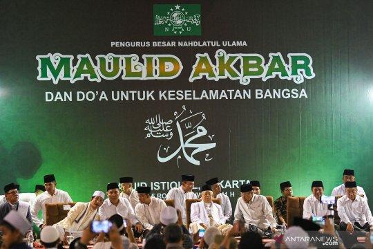 Maulid Akbar di Masjid Istiqlal