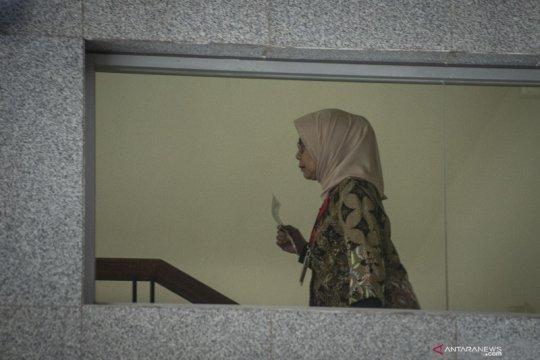 Dirut Jasa Marga Desi Arryani diperiksa KPK