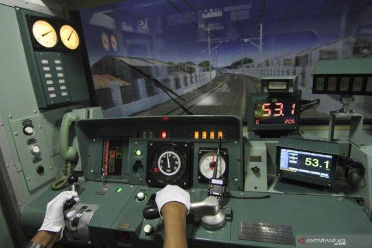 MRT Jakarta tunda pengadaan simulator untuk latihan masinis