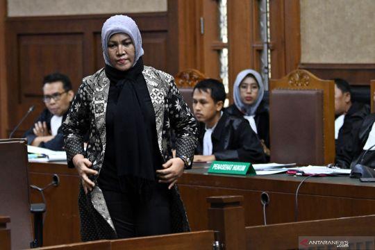 Sidang dugaan suap mantan anggota DPRD Lampung Tengah