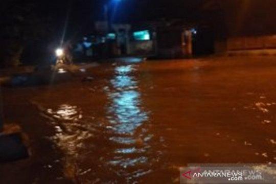 BPBD: 2.959 jiwa terdampak banjir di Solok Selatan