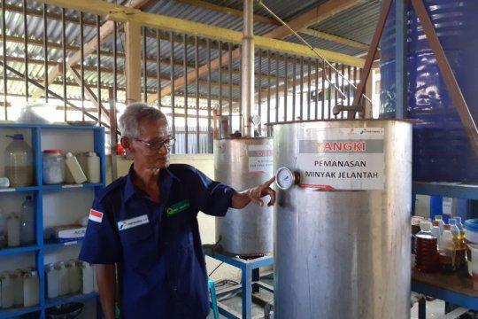 Minyak jelantah bisa penuhi sebagian kebutuhan biodiesel nasional