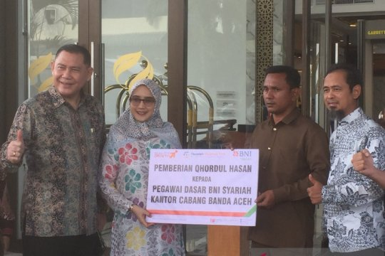 BNI implementasi layanan syariah seluruh gerai di Aceh