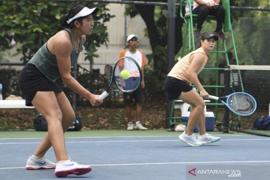 Beatrice/Jessy maju ke semifinal tenis SEA Games 2019
