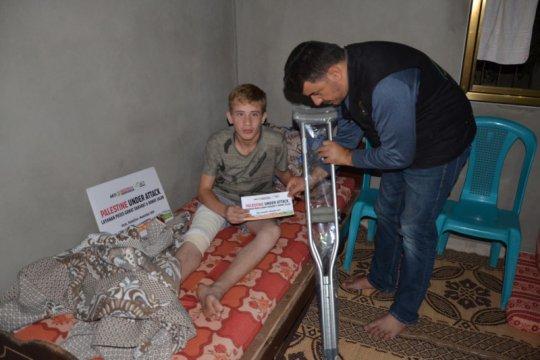 ACT dirikan Indonesia Medical Clinic layani korban konflik Gaza