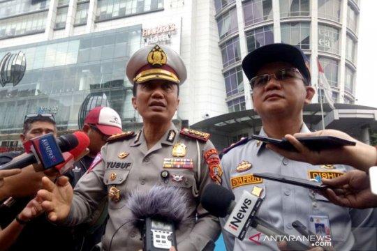 Aturan jalur sepeda di Jakarta mulai berlaku hari ini