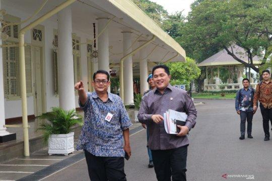 Ahok jadi Komisaris Utama PT Pertamina, sebut Erick Thohir