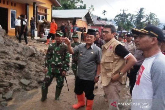 Gubernur Sumbar imbau warga tak tinggal di daerah rawan bencana