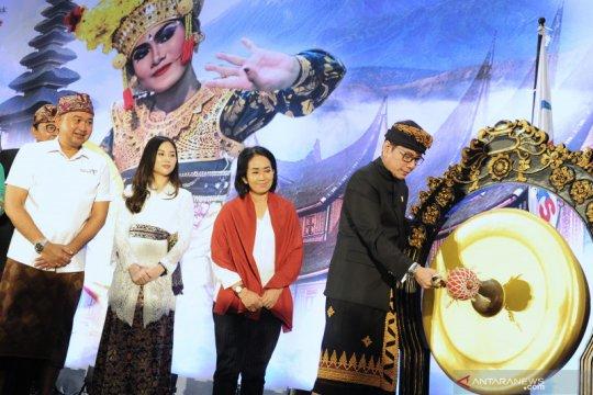 Menparekraf lakukan kunjungan kerja resmi pertama di Bali