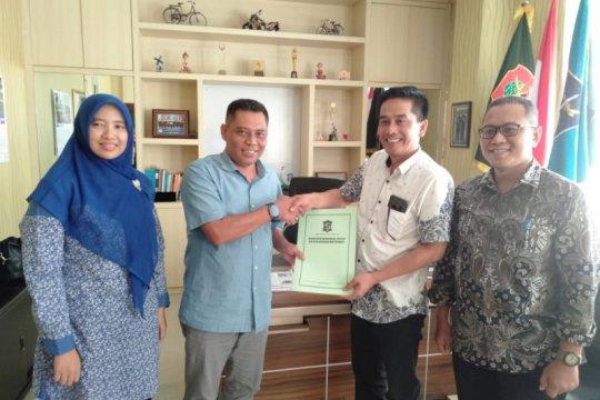 NPHD baru untuk Pilkada Surabaya 2020 ditandatangani