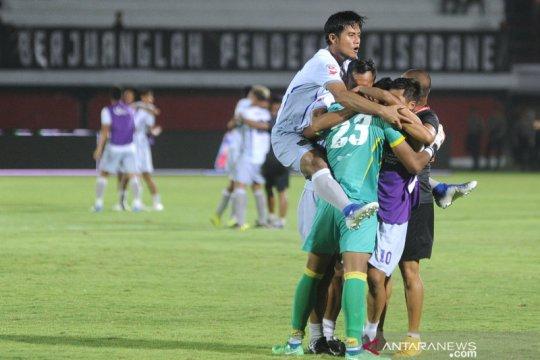 Persita dan Persik pastikan promosi ke Liga 1 Indonesia 2020