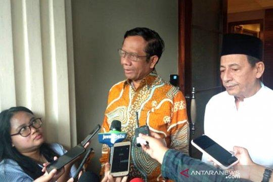 Mahfud-Habib Luthfi bertemu, bahas Indonesia damai serta kerukunan