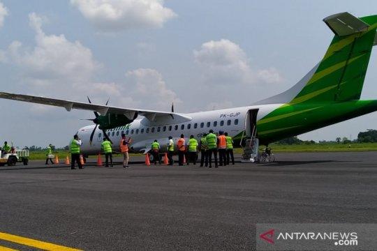 Citilink hentikan penerbangan Surabaya-Jember
