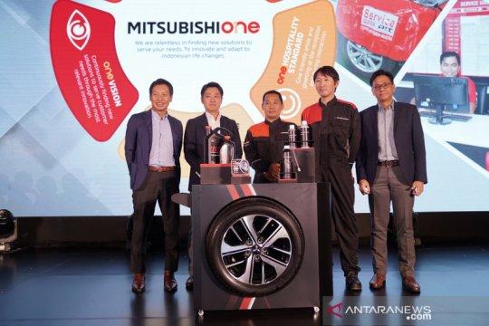 MMKSI kenalkan wajah baru layanan purnajual Mitsubishi di Indonesia