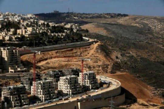 Arab Saudi kutuk pembangunan 800 unit permukiman di Tepi Barat