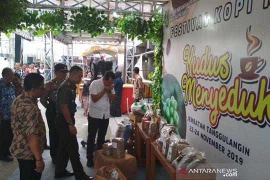 Festival Kopi Muria bakal jadi agenda rutin promosikan kopi Kudus