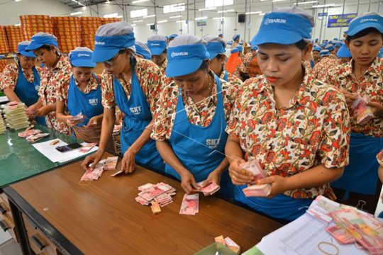 Kenaikan UMK diharapkan meningkatkan produktivitas pekerja