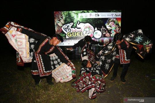 Festival tari Guel di Aceh