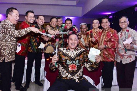 Dua bulan ikuti P3DA, Wakil Wali Kota Bekasi lulus Lemhannas