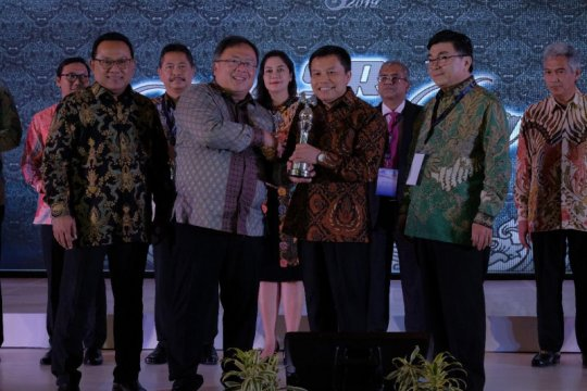 Pupuk Indonesia Grup sabet tiga penghargaan ASRRAT 2019