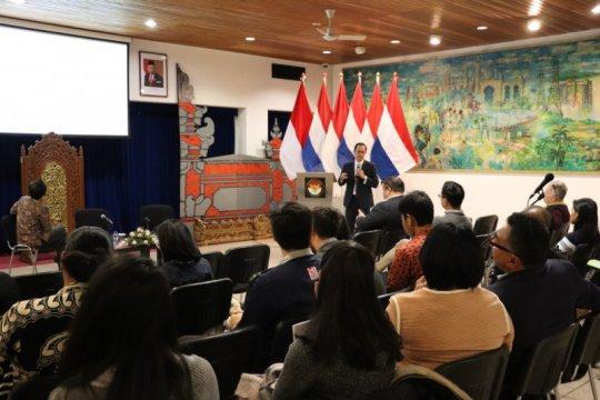 Kampanye sawit berkelanjutan Indonesia dilaksanakan di Belanda