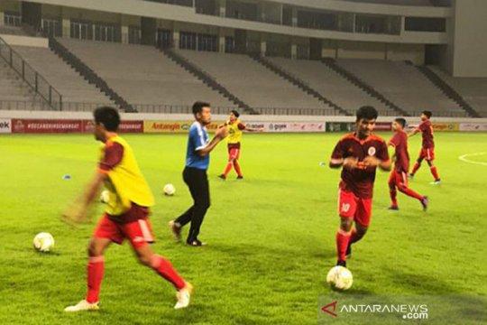 Tim Indonesia raih peringkat ketiga Kejuaraan Sepak Bola Pelajar Asia