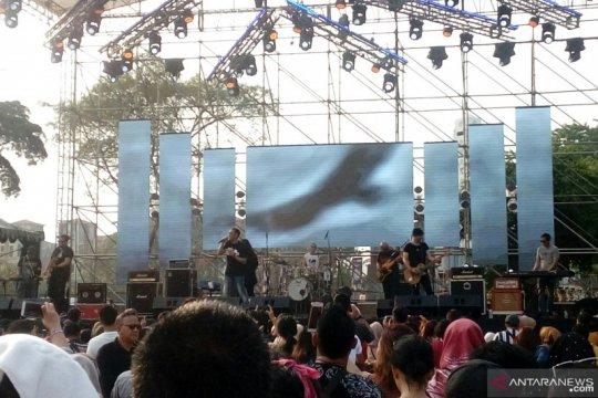 The 90's Festival, Element Reunion ajak Tissa Biani kolaborasi